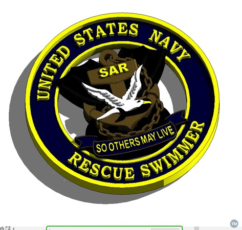 Navy Search and Rescue Swimmer