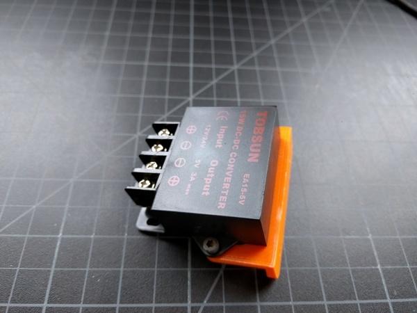 Tobsun Voltage Converter Mount