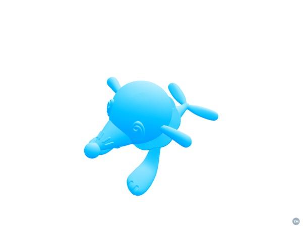 Popplio - Pokemon Sun & Moon Water Starter