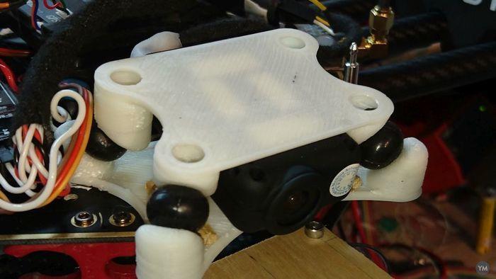 Mobius Anti Vibration Holder