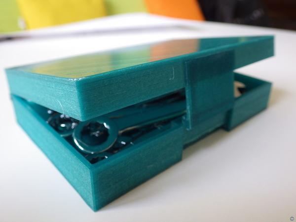 Boite pour clés et douilles (hauteur 22,5mm Maxi)