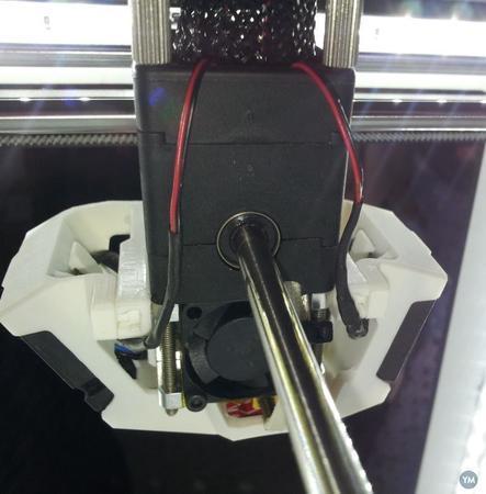 35x35 12VDC UM2 family Centrifugal Fan Shroud