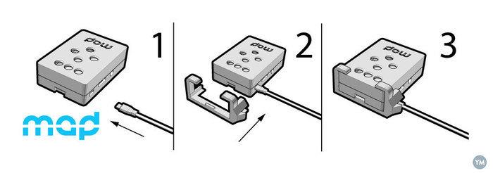 PLock, miniMAD power Supply lock