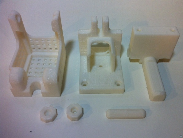 Filament Fuser Block