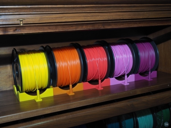 Filament spool stand
