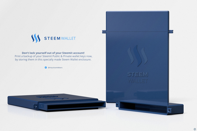 STEEM WALLET (Steemit.com)