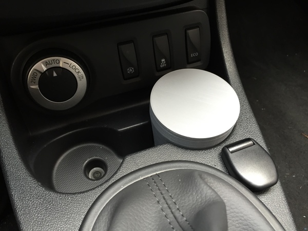 Dacia / Renault Duster Coin Box