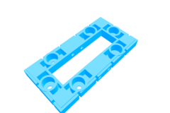 Support Magnet Dungeon Tile 2x2