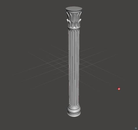 Spiralize Column
