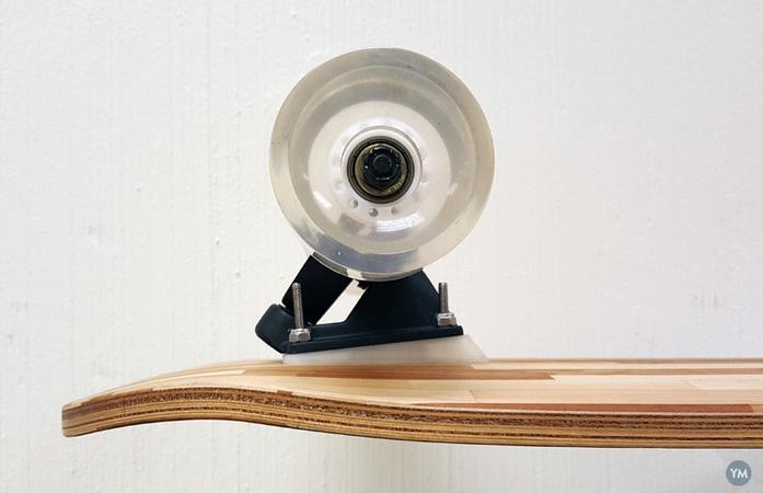 Skateboard Angled Riser