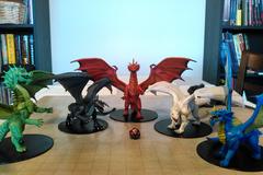 The Chromatic Dragons