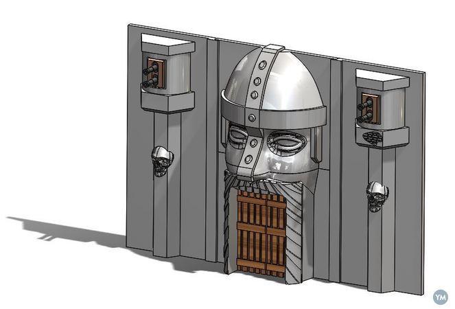 Wargame Gate