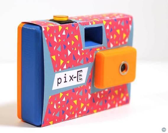 PIX-E Gif Camera
