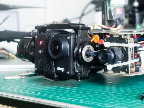 TBS Discovery Pro Git2 Gimbal Adapter