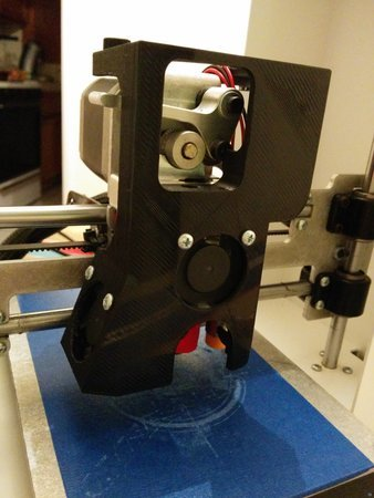 Printrbot Play Integrated Fan Mounting Frame