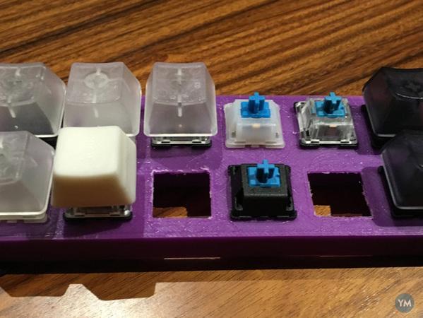 MX Switch Tester (Cherry, Gateron..)