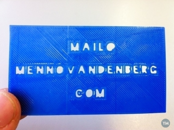 Personal Businesscard
