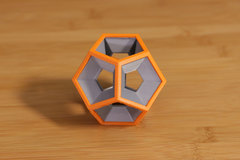 Dodecahedron Dual