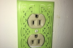 Viking Outlet Cover