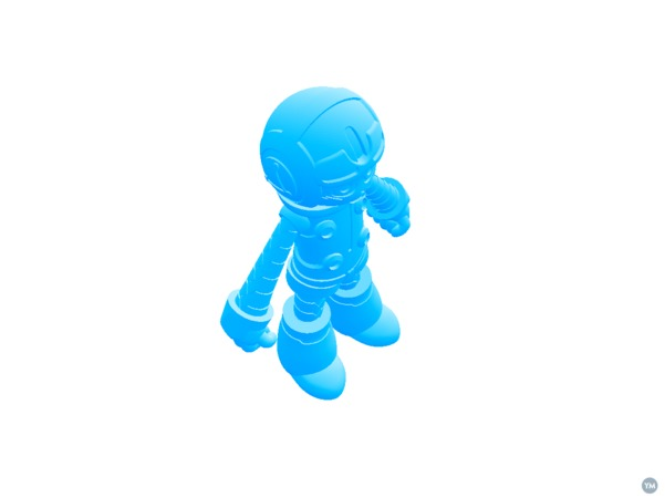 Beck From Mighty No 9