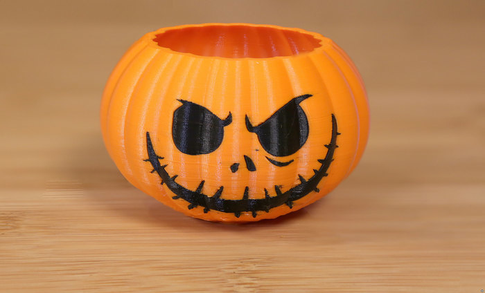 Jack the Pumpkin King Dual Extrude