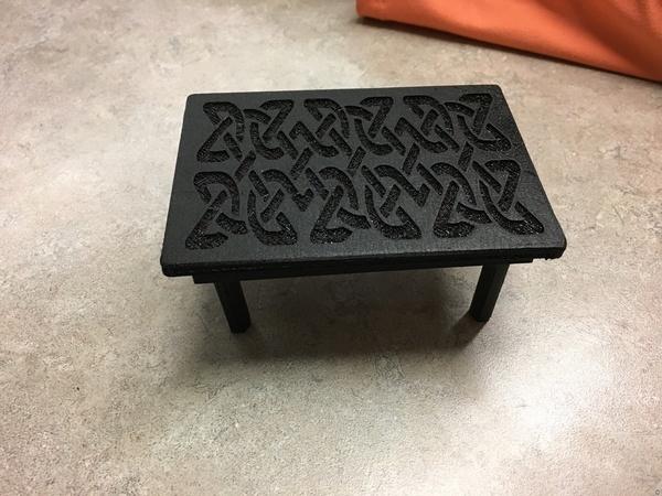 Celtic Table Coffee Cop Coaster