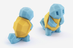 Pokemon Dual Squirtle