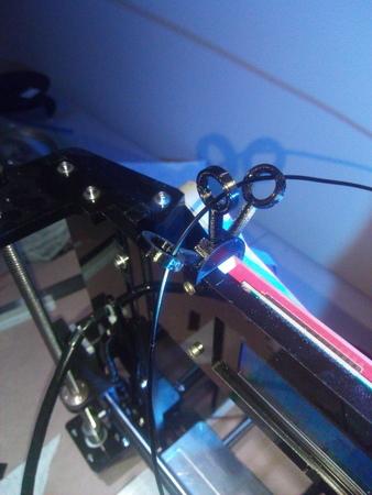 Migbot Filament Guide