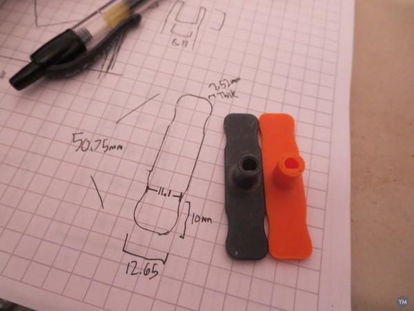 Swingline Electric Stapler Gear Key