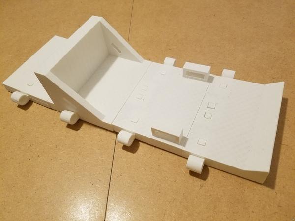 3D Printed Snowshoe