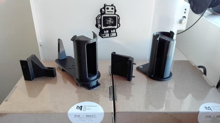 UM3 Compact Spoolholder