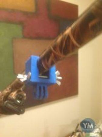 12 gauge underbarrel gopro mount