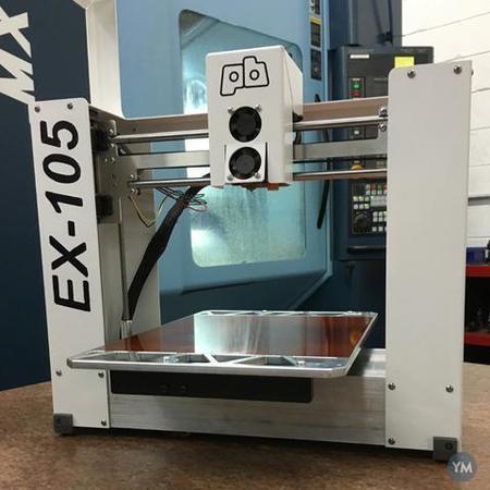 EX-105 Printrbot Play Feet