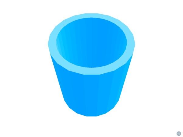 Basic Pencil Cup