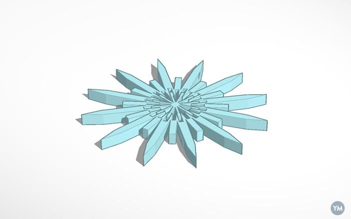 Complex Snowflake