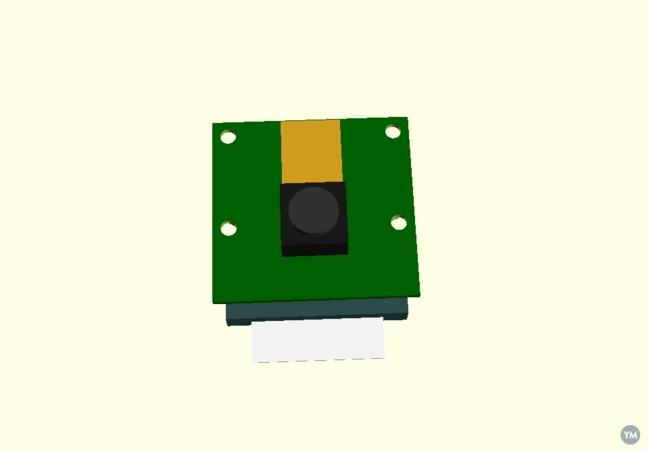 Raspberry Pi Camera Model
