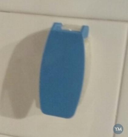 Soporte para mini spray ambientador