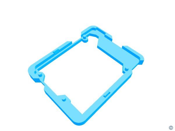 Support for the Icezum Alhambra FPGA board