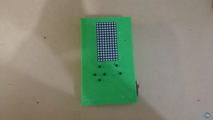 Tetris game Arduino