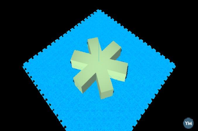 Multi Material design