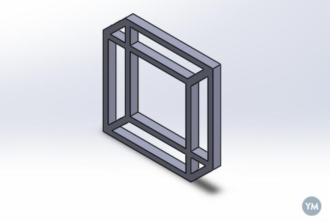 Geometric Coaster