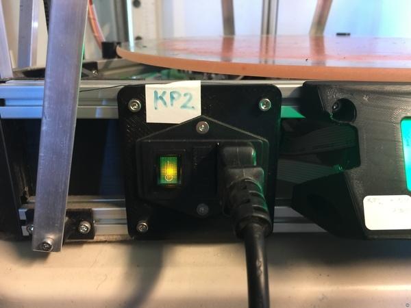 KosselPlus Fuse/Plug Holder