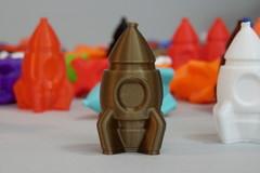 Bronze Rocket Front