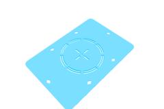 Rendering of Template Sticker