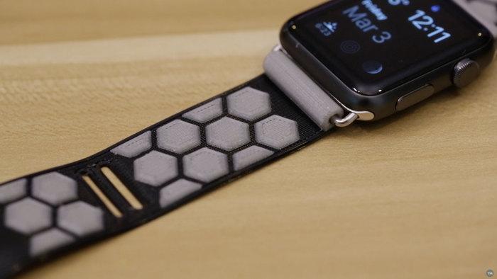 Apple Watch Band [Ninjaflex]