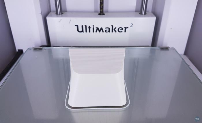 filamentclip tray for ultimaker