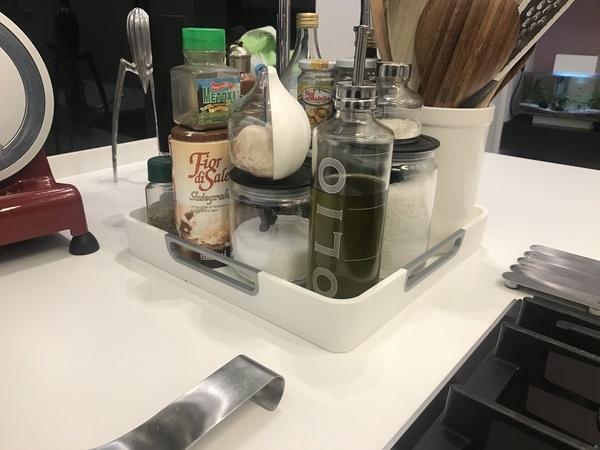 Kitchen Tray 34x34cm