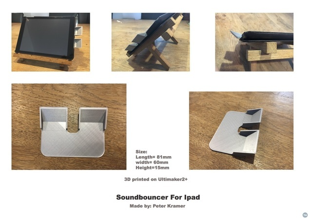Sound Bouncer For iPad