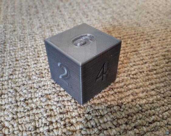 Parametric Easy-Print D6
