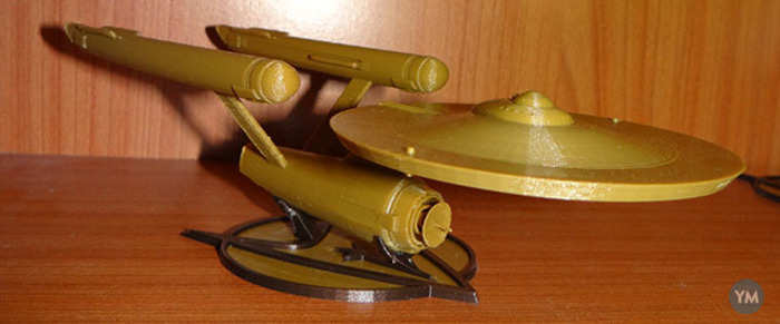 USS Enterprise Original Series
